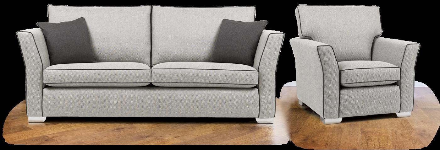Rhapsody Settee & Chair